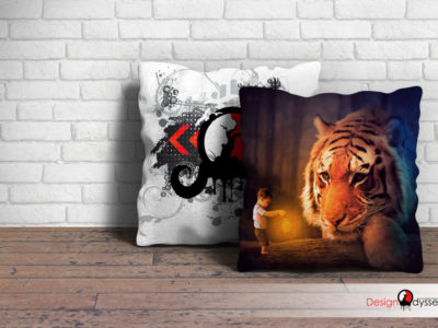 Pillow Mockup 1024x683 400x300 - Photo Manipulation