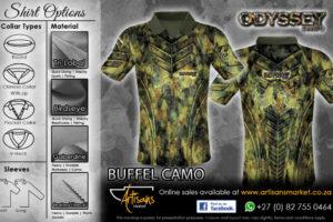 Facebook Design Buffel Camo