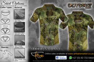 Facebook Design Jakkals Camo