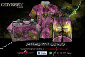 Jakkals Pink Combo