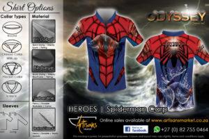 Spiderman Carp