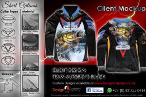 Client Mockup Black