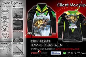 Client Mockup Green