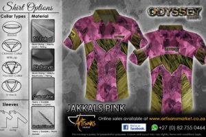 Facebook Design Jakkals Pink