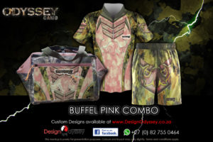 Buffel Pink Combo