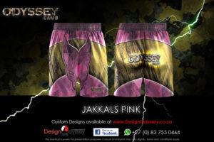 Jakkals Pink Mockup