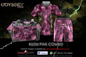 Kudu Pink Combo